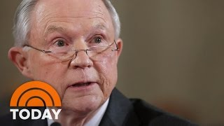 Jeff Sessions Swayed President Trump On Transgender Bathroom Policy, Analyst Says | TODAY Free HD Video