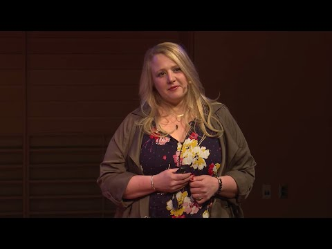 Service Dogs And Invisible Disabilities | Sarah Meikle | TEDxDeerfield