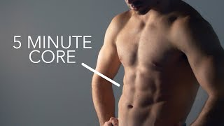 Video 5 Minute Core Workout download MP3, 3GP, MP4, WEBM, AVI, FLV Agustus 2018