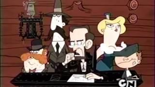 TIME SQUAD- CLASSIC CARTOON-Abraham Lincoln
