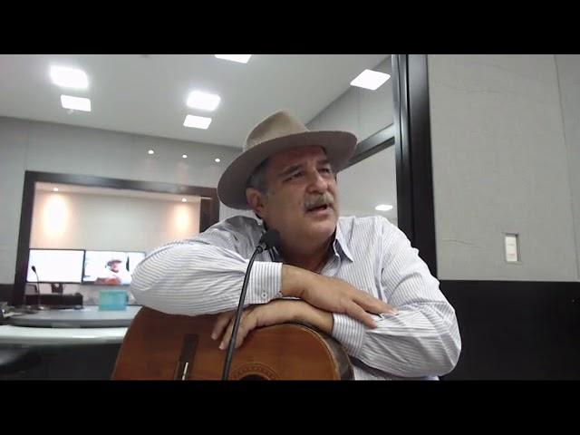 ENTREVISTA CBN Campo Grande: Gílson Espíndola, cantor e compositor
