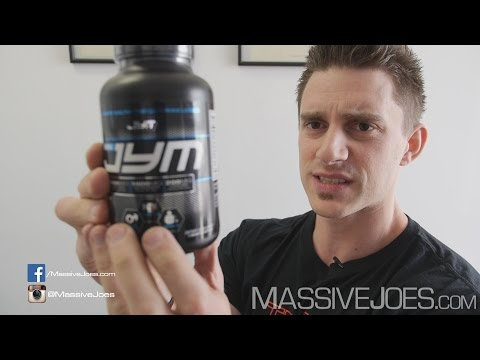 JYM Supplement Science Alpha JYM Testosterone Booster Review - MassiveJoes.com RAW REVIEW Stoppani