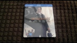 The Untouchables steelbook