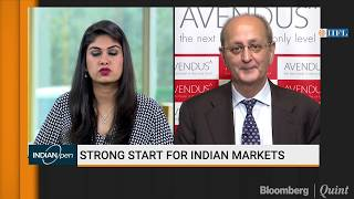 Top Hedge Fund Sees India As Safe Haven Amid A Global Slowdown #BQ