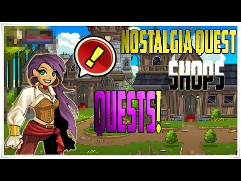 =AQW= Nostalgia Quest ,Shops,Quests+Secret)