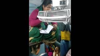 Babruvahana dialogues by a lady..