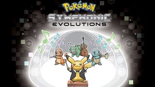 SSO presents Pokémon: Symphonic Evolutions