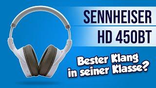 Sennheiser HD 450BT im Test – der beste Klang in seiner Klasse? deutsch | review
