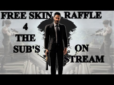 FREE JOHN WICK 4 THE VIEWER'S & SUBSCRIBER'S