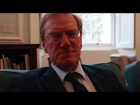 Monologue for two: Political scientist Michael Keating about Brexit and Scotland