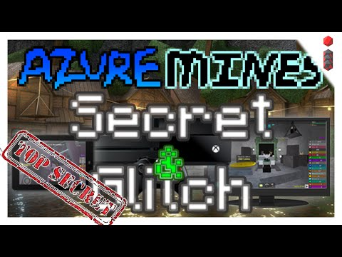[NEW] Azure Mines All Secret | Secrets & Glitch | Roblox