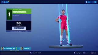 FORTNITE - Wonder SKIN - CUSTOM GAMEAprès 76 SCc #vbucks #Fortnite