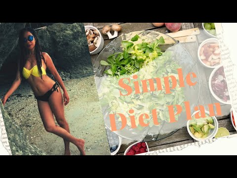 SIMPLE DIET | MEAL PLAN | Effective Weight Loss | Lose Weight Faster