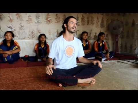Sanskrit Birthday Song by Swami Chandresh