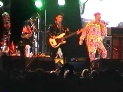 Sex Pistols Roskildefestival Roskilde Denmark 28 jun 1996 Full Show