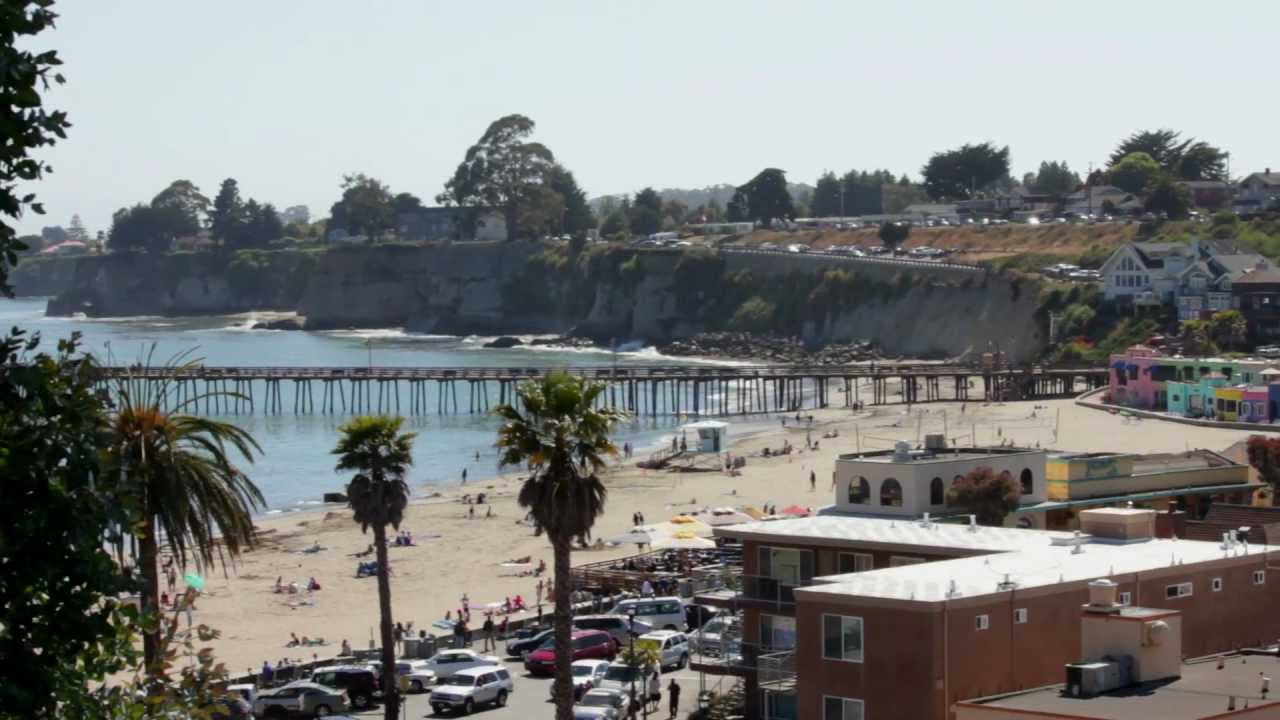 California, here I come (and no whining) | We Heart Rick ... |Capitola California
