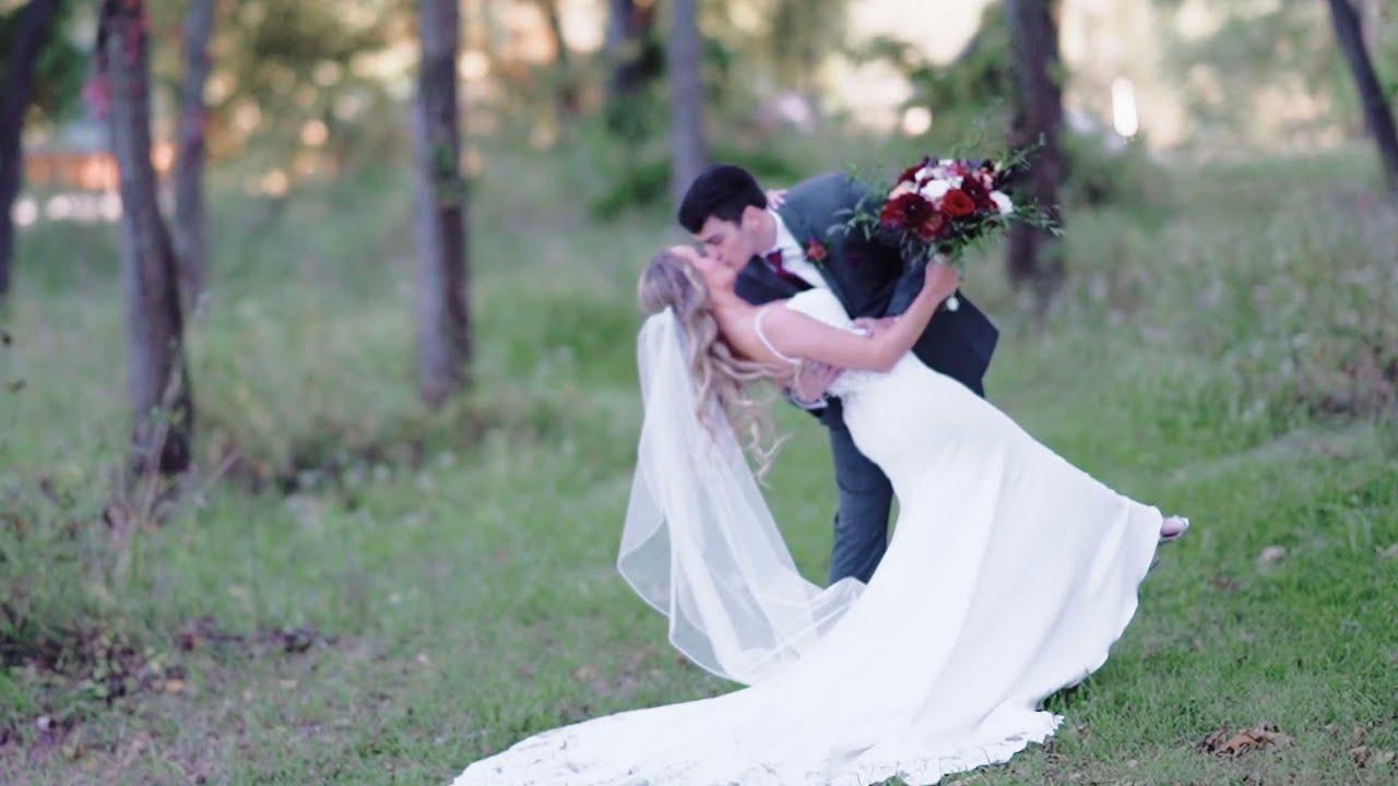 Claire & Denton | The Venue at Stockton Lake Missouri Wedding Videography