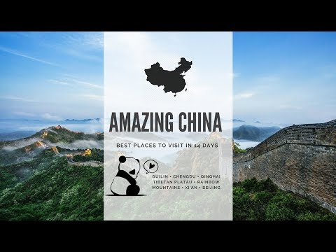 Travel to China 2019 — How to plan two weeks holiday in China and see the Rainbow Mountains