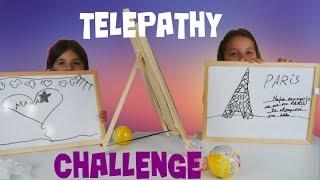 Τηλεπάθεια Challenge / ARIADNI ARTEMI STAR /  twin telepathy challenge
