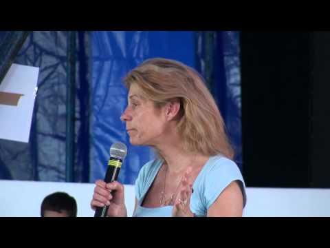 Frigide Barjot - Pentecôte 2012 - Partie 3