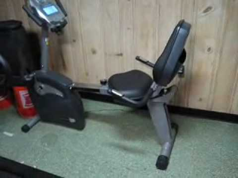 Schwinn 213 Exercise Bike For Sale Youtube
