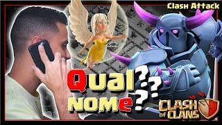 NOVA ESTRATÉGIA CV9/TH9 3 ESTRELAS #02 :: QUAL NOME? :: CLASH OF CLANS