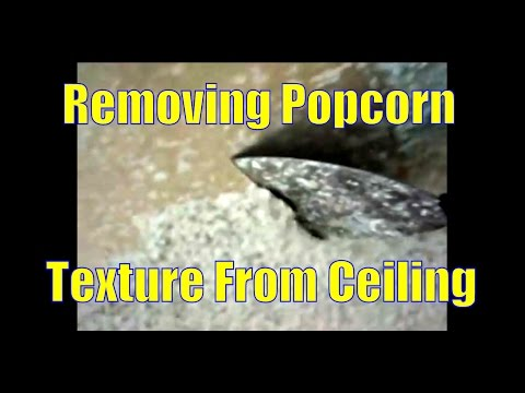 removing-popcorn/-accoustic-texture-from-ceiling