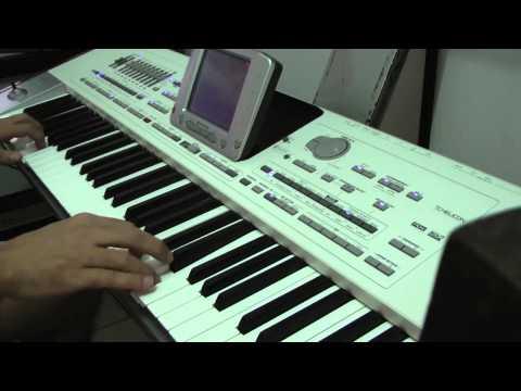 Teste de ritmo style feito no KORG PA2xPRO Xote Flávio José