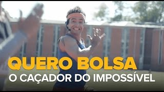 Marco Luque vira herói do atendimento do Quero Bolsa | Corrida 100m