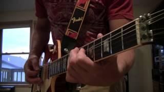 1973 Gibson Les Paul Deluxe With Tremolo Review Eddie Vegas www.eddievegas.com