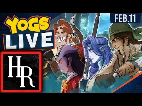 High Rollers D&D: Episode: 72 - Echoes of Greybell - 11th February 2018