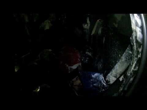 27.10.2013 Авария 40км до Махачкалы,6-ка и хендай вроде, 1-2(надеюсь что 1) трупа.