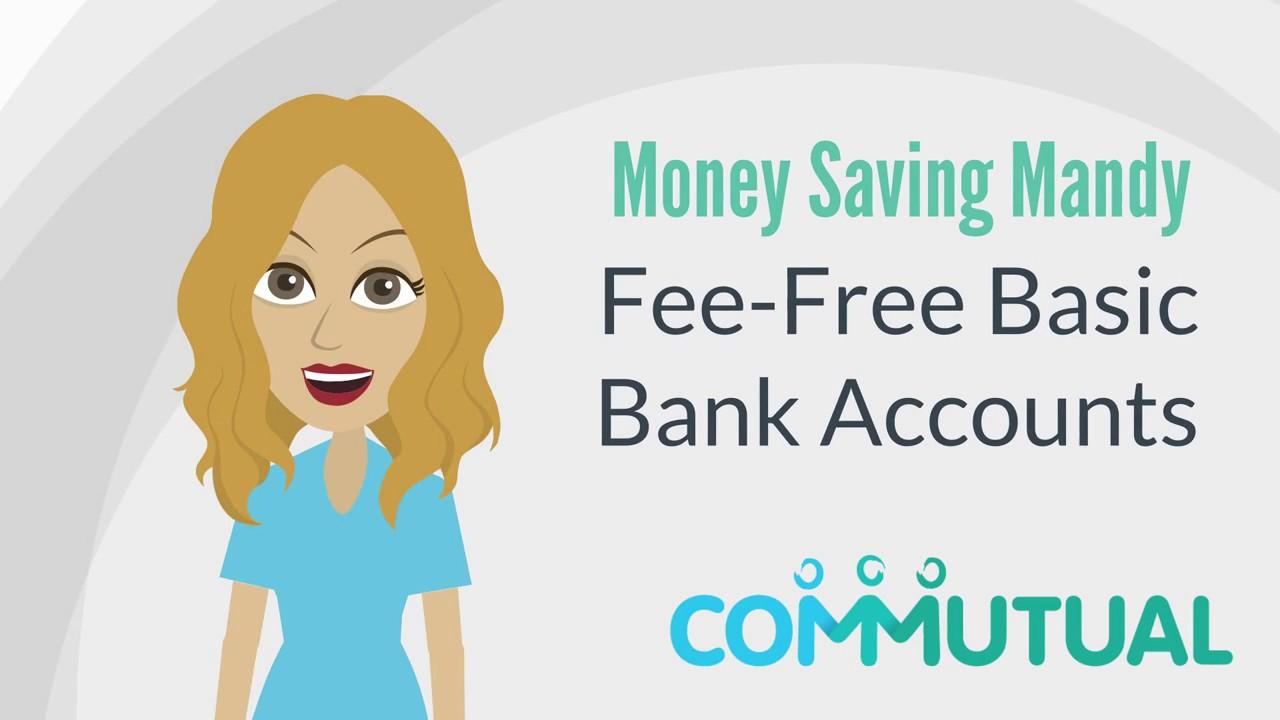 fee free basic bank account
