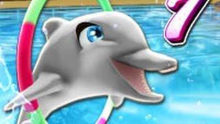 Играем в игру My Dolphin Show 7