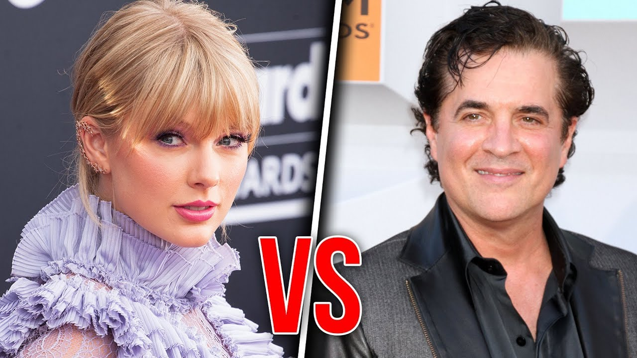 Taylor Swift vs. Scooter Braun and Scott Borchetta, Explained