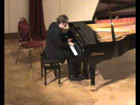 Nikolai Medtner Piano Sonata op. 25 no 2 'Night Wind' - part I