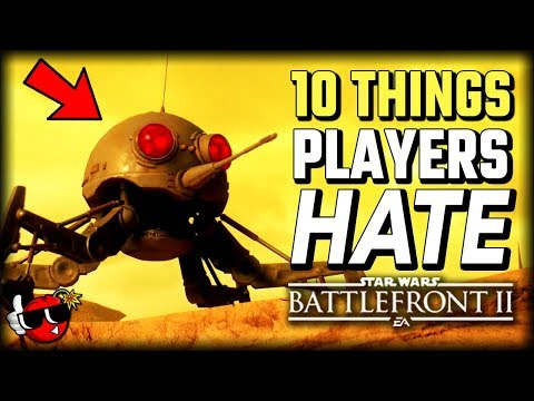 10 Things Players HATE in Capital Supremacy - Star Wars Battlefront 2 thumbnail