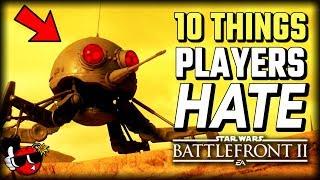 10 Things Players HATE in Capital Supremacy - Star Wars Battlefront 2