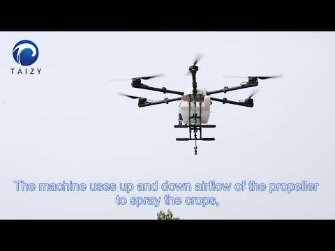 Agricultural drone sprayer in China - Agriculture Machine