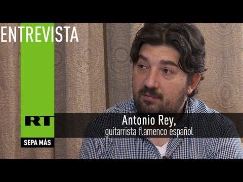 """Antonio Rey: """"En España la situación actualmente está fatal para el flamenco"""""""