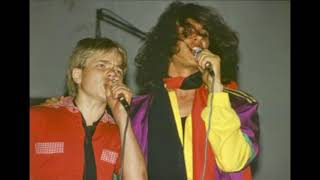 Фото Красная книга группа Круиз и Владимир Пресняков 1982 год