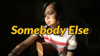 Somebody Else - The 1975 cover by Hera Hutajulu (with lyrics on screen)