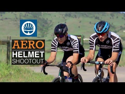 Aero Helmet Wind-Tunnel Shootout