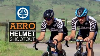 Aero Helmet Wind-Tunnel Shootout