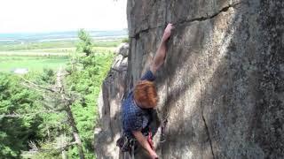5.12 Crack Climbing - Rigaud (La Folia - Ch. V)