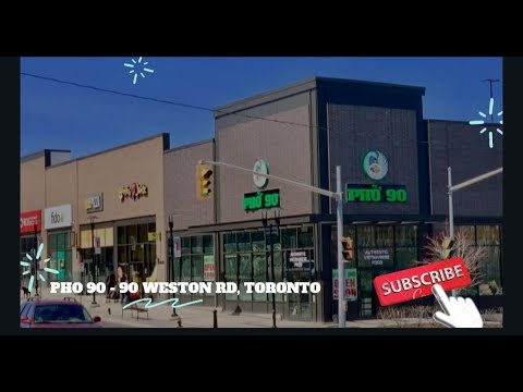 The best Vietnamese Restaurant in Toronto