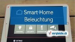 Smart Home Beleuchtung Schweiz | vergleiche.ch