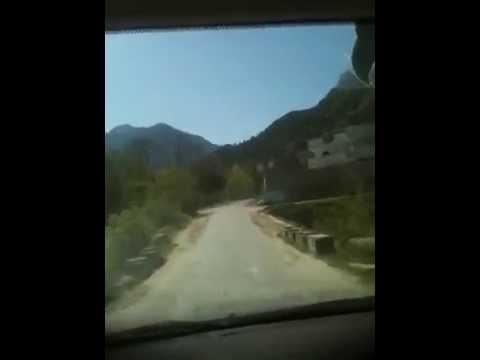 Saidu Sharif Swat Pakistan to Marghzar White Palace