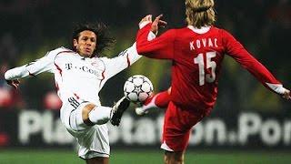 СПАРТАК - Бавария (Мюнхен, Германия) 2:2, Лига Чемпионов - 2006-2007