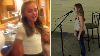 Diese Elfjährige singt so gut wie Adele